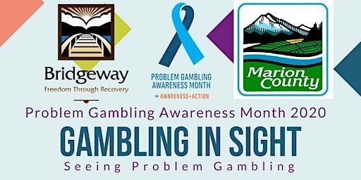Gambling In Sight Problem Gambling Awareness Event