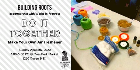 Do It Together: Make Your Own Air Freshener tickets