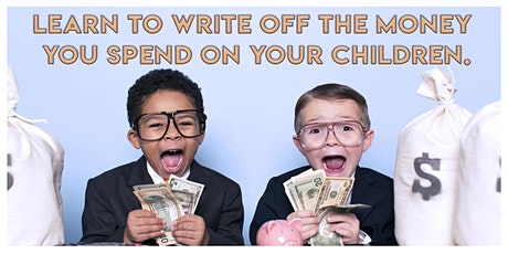 How to Write off the money you spend on your kids!!!! tickets