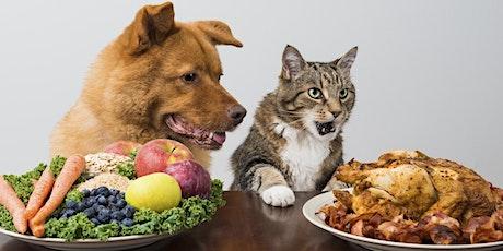 Alimentation naturelle pour animaux (cours 232) billets