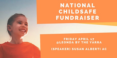 National ChildSafe Fundraising Breakfast tickets