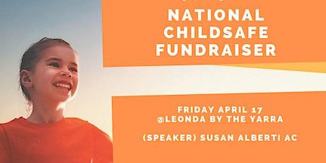 National ChildSafe Fundraising Breakfast tickets
