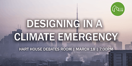 Future-Living Lab: Designing in a Climate Emergency tickets