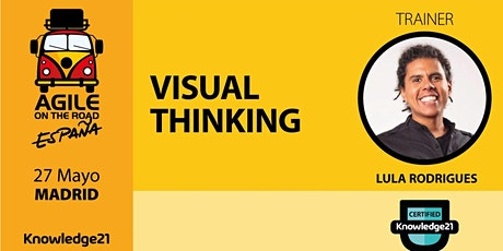 Visual Thinking (Madrid, 27 de mayo) - Agile on the Road entradas