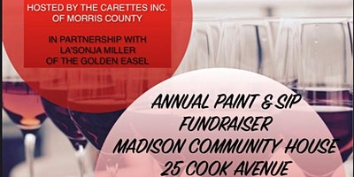 Sip and Paint - Carettes Inc of Morris County