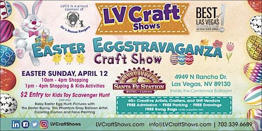 Easter Eggstravaganza w/ Toy Scavenger Hunt