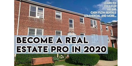Become A Real Estate Pro in 2020 tickets
