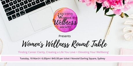 Women's Wellness Round Table tickets