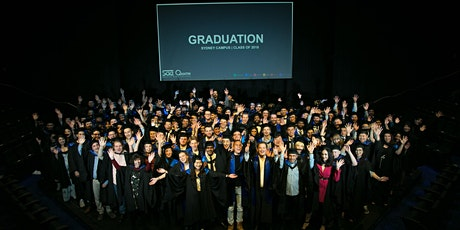 SAE Sydney Graduation Ceremony - Class  of 2019 tickets