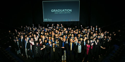 SAE Sydney Graduation Ceremony - Class  of 2019