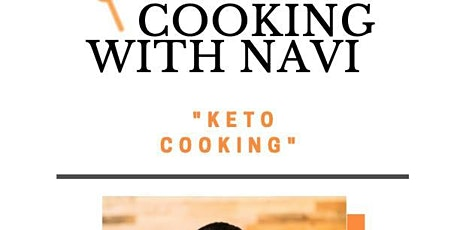 Cooking with Navi: Keto tickets