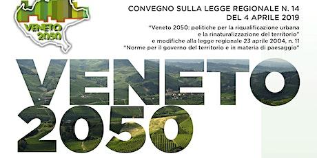 VENETO 2050 biglietti