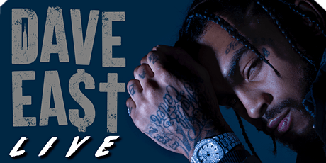 Dave East Live Performance tickets