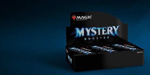 Magic the Gathering Mystery Booster Draft