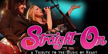 Straight On - a tribute to the music of Heart tickets