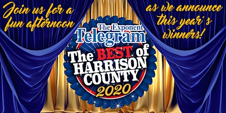 The Exponent Telegram Presents Best Of Harrison  County Awards tickets