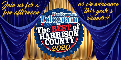 The Exponent Telegram Presents Best Of Harrison  County Awards