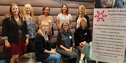 Clare lunch - Women in Business Regional Network - Tue 17/3/2020