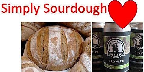 Simply Sourdough Making - Moose Lake Brewing Company