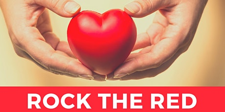 ROCK THE RED  Heart Health Fair @ WARMC tickets