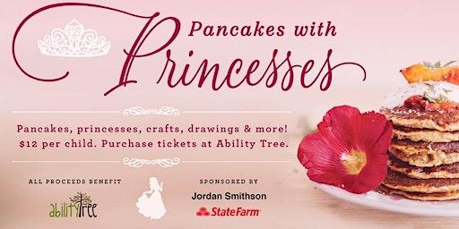Pancakes with Princesses!