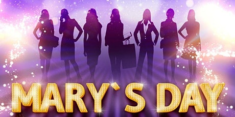 MARY'S DAY ingressos