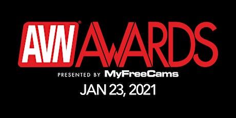 AVN Awards Show January 23, 2021