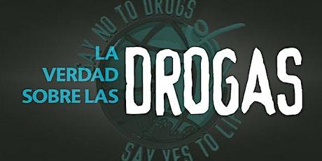 Taller Especialista en Educación de un Mundo Libre de Drogas 28 de marzo 2020 boletos