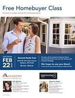 Free Home Buyers Class