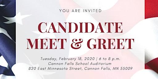 Candidate Meet & Greet