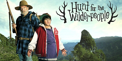 Kanopy Film Club: Hunt for the Wilderpeople - Taree