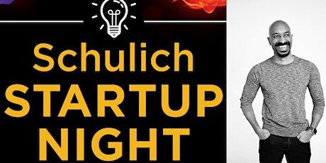 Schulich Startup Night - 13th Edition tickets