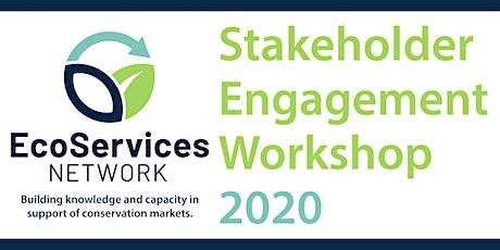 EcoServices Network Engagement Workshop (Nisku) Tickets