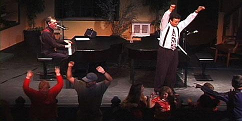 Dueling Piano's Dinner Show