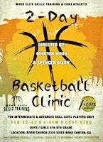 Wood Elite Skillz & FUH3 Athletic Winter Break Clinic