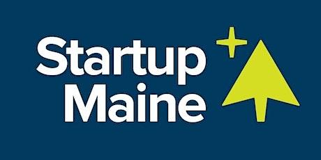 Startup Maine 2020 tickets