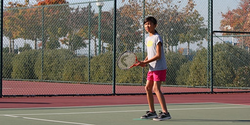 Kids Tennis Classes in Fremont (Intermediate Ages 9  - 14)