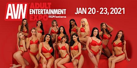 AVN Adult Entertainment Expo January 20 - 23, 2021
