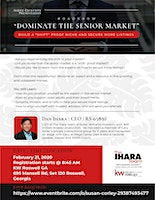 Dan Ihara and The Complete Solution: How To Position Yourself In The Senior Market