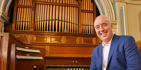 Hobart Town Hall pipe organ 150th anniversary concert tickets