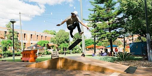 Pop-up Skate Park