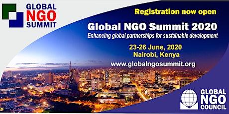 Global NGO Summit 2020 tickets