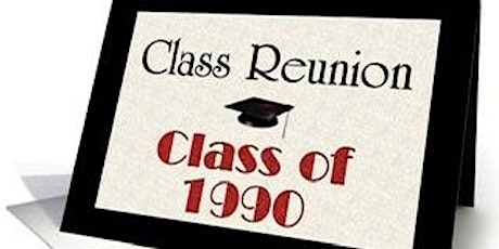 DBHS CLASS OF 1990 30 YEAR REUNION  tickets
