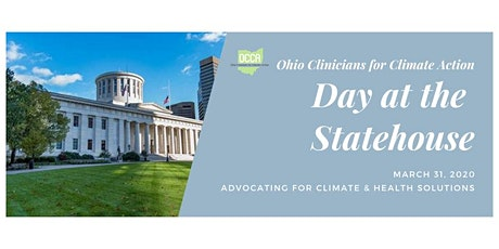 Ohio Clinicians for Climate Action | Day at the Statehouse tickets