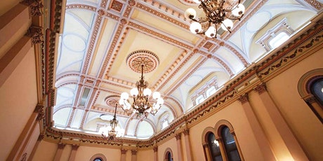 History Festival - Adelaide Town Hall Architecture Tour tickets
