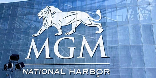 DC Bourbiz at the MGM National Harbor Veterans/Military Spouses Networking & Resources Event