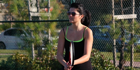 Adult Tennis Classes in Fremont (Intermediate Ages 15+) tickets
