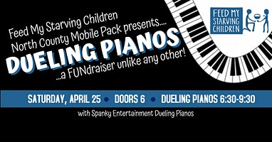 FMSC North County Mobile Pack:   Dueling Pianos Fundraiser