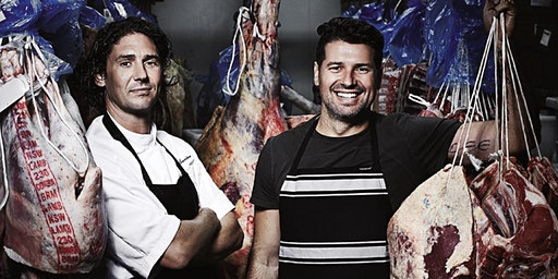The Chef & The Butcher Exclusive Event - Colin Fassnidge & Anthony Puharich