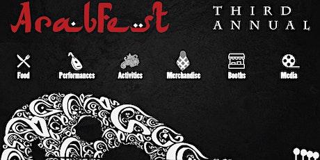 ArabFest 2020 tickets
